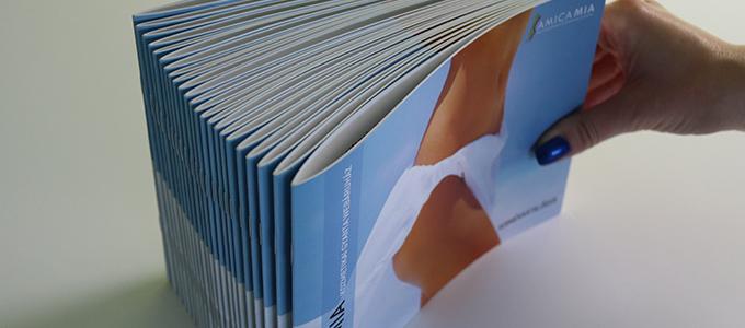 Brosúra különleges méretben