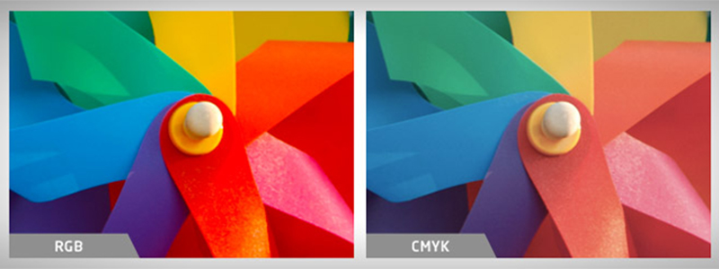 sending pdf to printer cmyk vs rgb