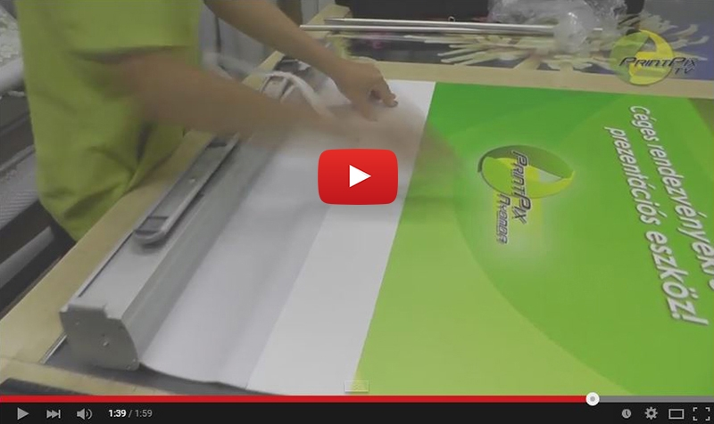 roll-up youtube printpix